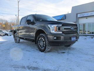 Used 2018 Ford F-150 XLT RUNNING BOARDS, PWR SEAT, ALLOYS, BACKUP CAM!! for sale in Richmond, ON