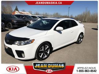 Used 2013 Kia Forte Koup Coupé 2 portes, boîte manuelle SX for sale in Alma, QC