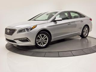 Used 2015 Hyundai Sonata GL SIÈGES CHAUFFANTS BLUETOOTH CRUISE A/C for sale in Brossard, QC