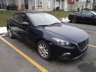 Used 2016 Mazda MAZDA3 GS HEATED SEATS, BACKUP CAM, ALLOYS, BLUETOOTH!! for sale in Richmond, ON