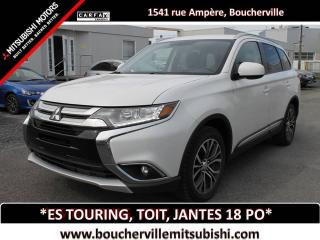 Used 2016 Mitsubishi Outlander AWC 4dr ES TOURING for sale in Boucherville, QC