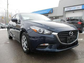 Used 2018 Mazda MAZDA3 GX BACKUP CAM, POWERGROUP, A/C!! for sale in Richmond, ON