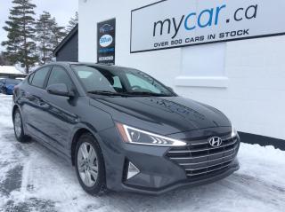 Used 2020 Hyundai Elantra Preferred HEATED SEATS/WHEEL, ALLOYS, BACKUP CAM!! for sale in Kingston, ON