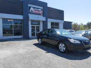Used 2015 Subaru Legacy 2.5i AWD + INSPECTÉ + CAMÉRA for sale in Sherbrooke, QC