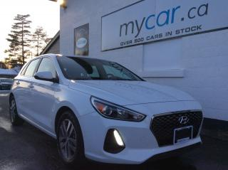 Used 2019 Hyundai Elantra GT Preferred HEATED SEATS/WHEEL, ALLOYS, MYCAR POWERBUY!! for sale in Kingston, ON