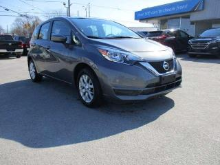 Used 2018 Nissan Versa Note 1.6 SV HEATED SEATS, BACKUP CAM, ALLOYS!! for sale in Kingston, ON