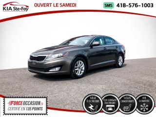 Used 2012 Kia Optima * LX+* SIEGES CHAUFFANTS* TOIT * for sale in Québec, QC