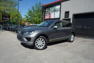 Used 2016 Volkswagen Touareg for sale in Laval, QC