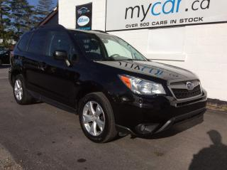 Used 2015 Subaru Forester 2.5i Touring Package SUNROOF, HEATED SEATS, PWR SEAT, ALLOYS!! for sale in North Bay, ON