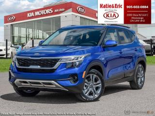 New 2021 Kia Seltos EX for sale in Mississauga, ON