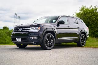 Used 2018 Volkswagen Atlas 3.6 FSI Highline <b>*LEATHER* *NAVIGATION* *BLIND SPOT INDICATORS* *CARPLAY* *CAPTAINS CHAIRS*<b> for sale in Surrey, BC