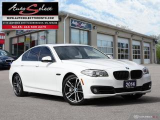 Used 2014 BMW 535 I xDrive AWD ONLY 119K! **TECHNOLOGY PKG** CLEAN CARPROOF for sale in Scarborough, ON