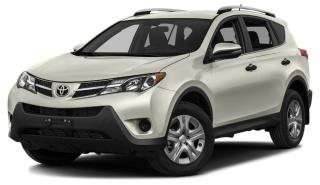Used 2015 Toyota RAV4 LIMITED  for sale in Charlottetown, PE