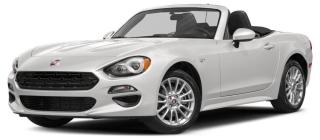 New 2019 Fiat 124 Spider Lusso - Leather Seats for sale in Surrey, BC