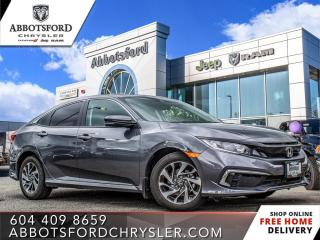 Used 2019 Honda Civic EX *ACCIDENT FREE* *LOCALLY DRIVEN* for sale in Abbotsford, BC