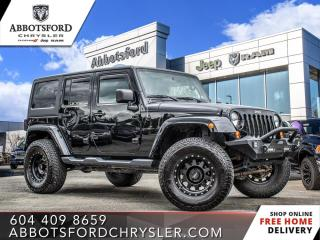 Used 2011 Jeep Wrangler Unlimited Sahara *WHOLESALE DIRECT* for sale in Abbotsford, BC