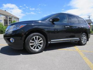 Used 2015 Nissan Pathfinder SL TECH PACK NAVIGATION CUIR TOIT OUVRANT for sale in St-Eustache, QC