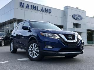 Used 2020 Nissan Rogue SV 1-OWNER BC VEHICLE, NO ACCIDENTS, MOONROOF, REAR CAMERA, CLEAN for sale in Surrey, BC