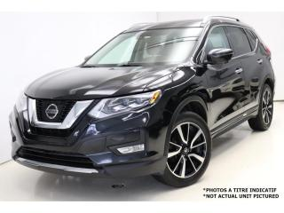Used 2017 Nissan Rogue SL Platinum AWD *Blind-Spot *Lane-Assist for sale in St-Hubert, QC