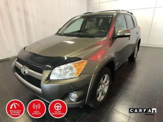 Used 2011 Toyota RAV4 LIMITED  for sale in Québec, QC