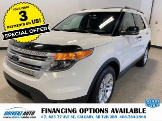 Used 2013 Ford Explorer XLT HEATED LEATHER, ROOF, AND MUCH MORE ... for sale in Calgary, AB