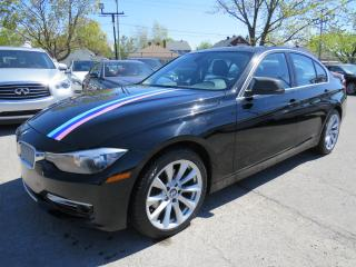 Used 2014 BMW 3 Series 320i xDrive AWD MODERN MAGS 18 CUIR TOIT for sale in St-Eustache, QC