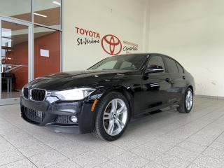 Used 2018 BMW 3 Series * 328 DIESEL * GPS * 57 000 KM * TOIT * for sale in Mirabel, QC