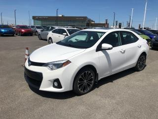 Used 2016 Toyota Corolla * S * AUTO * AIR * TOIT * MAGS * CAMÉRA * for sale in Mirabel, QC