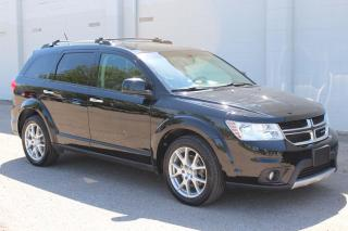 Used 2015 Dodge Journey R/T LEATHER AWD 7 PASSENGER for sale in Regina, SK