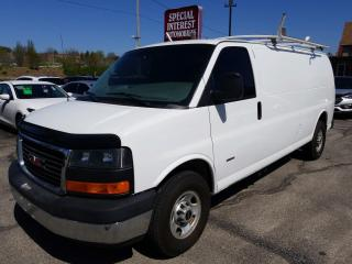 Used 2015 GMC Savana 3500 1SD Diesel 6.6L DURAMAX DIESEL !! for sale in Cambridge, ON