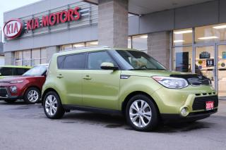 Used 2016 Kia Soul EX+ HEATED SEATS | REVERSE CAMERA | BLUETOOTH for sale in Cobourg, ON