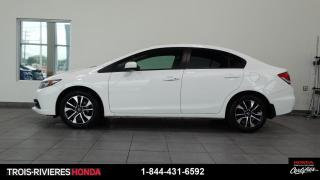 Used 2015 Honda Civic EX + TOIT OUVRANT + BLUETOOTH ! for sale in Trois-Rivières, QC