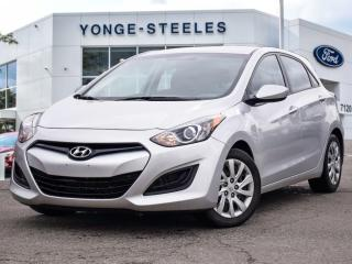 Used 2013 Hyundai Elantra GT GL for sale in Thornhill, ON