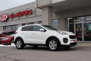 Used 2017 Kia Sportage LX HEATED SEATS | REVERSE CAMERA | BLUETOOTH for sale in Cobourg, ON