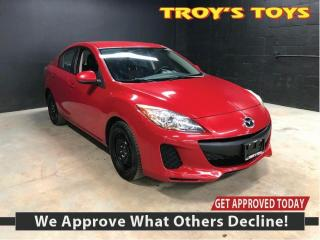 Used 2013 Mazda MAZDA3 GX for sale in Guelph, ON
