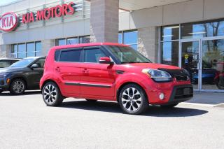 Used 2012 Kia Soul 2.0L 4u Luxury HEATED SEATS | REVERSE CAMERA | BLUETOOTH for sale in Cobourg, ON