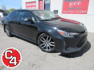 Used 2014 Scion tC SCION TC COUPÉ 2.5L MAGS TOIT AILERON for sale in St-Jérôme, QC
