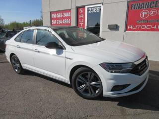 Used 2019 Volkswagen Jetta HIGHLINE R-LINE CUIR TOIT PANO MAGS for sale in St-Jérôme, QC