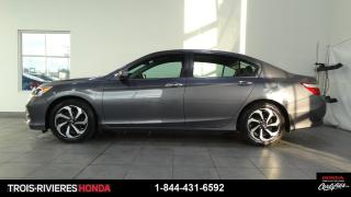 Used 2017 Honda Accord EX-L + MAGS + CUIR + TOIT OUVRANT ! for sale in Trois-Rivières, QC