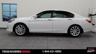 Used 2014 Honda Accord TOURING +BAS KILO + GPS + MAGS ! for sale in Trois-Rivières, QC