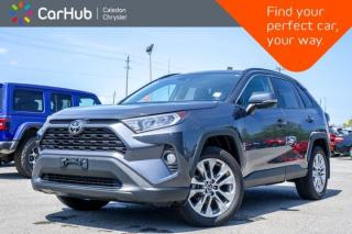 Used 2019 Toyota RAV4 XLE|AWD|Sunroof|Bluetooth|Backup Cam|Heated Front Seats|17
