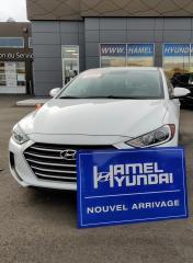 Used 2017 Hyundai Elantra Berline 4 portes, boîte automatique, GL for sale in St-Eustache, QC