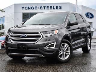 Used 2018 Ford Edge SEL for sale in Thornhill, ON