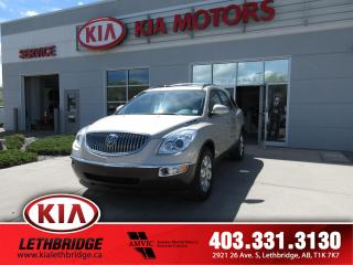 Used 2012 Buick Enclave CXL ***AWD***HEATED SEATS***BACK UP CAMERA***7SEATS***TOW PACK*** for sale in Lethbridge, AB