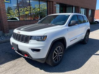 Used 2020 Jeep Grand Cherokee Trailhawk Navigation, Heated and Cooled Seats for sale in Woodbridge, ON