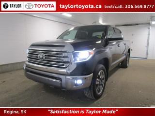New 2020 Toyota Tundra Platinum for sale in Regina, SK