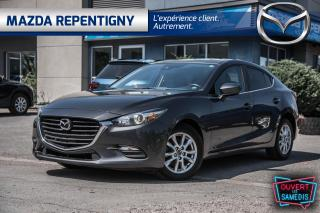 Used 2018 Mazda MAZDA3 GS MANUAL for sale in Repentigny, QC