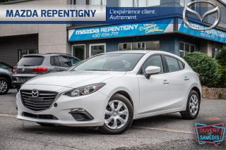 Used 2016 Mazda MAZDA3 4dr HB Sport Auto GX for sale in Repentigny, QC