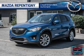 Used 2014 Mazda CX-5 Grand Touring for sale in Repentigny, QC