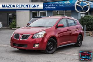 Used 2009 Pontiac Vibe GT for sale in Repentigny, QC